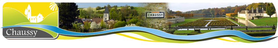 Commune de Chaussy (95)