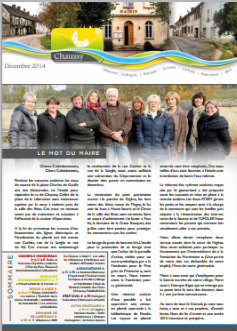 Bulletin décembre 2014
