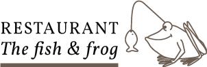 logo fish&frog