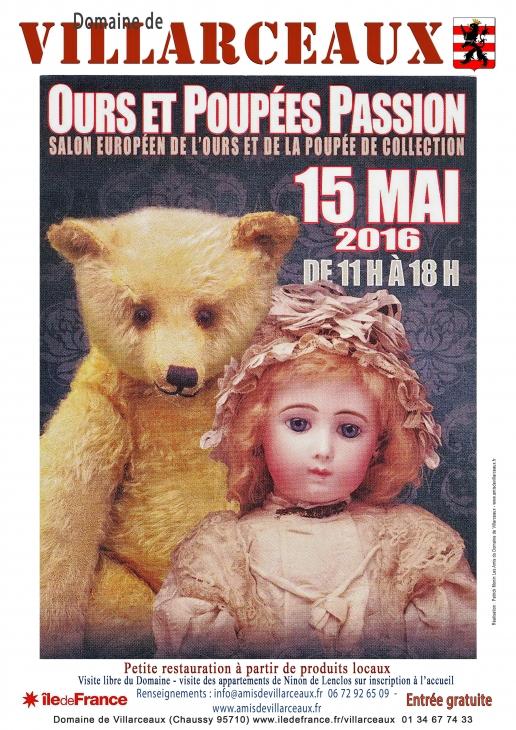 Affiche Salon de l'Ours